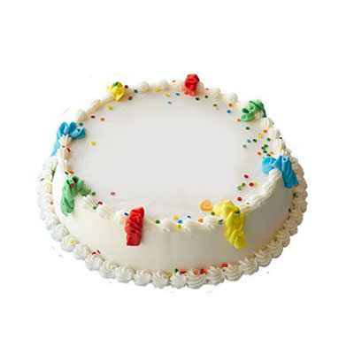 Vanilla Premium Cake