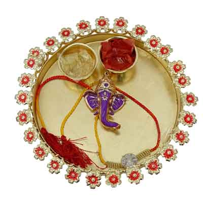 Rakhi Thali for Brother