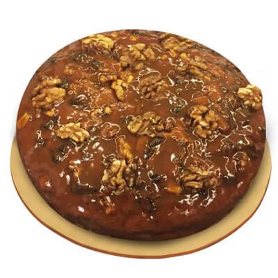 Caramel Dry Cake