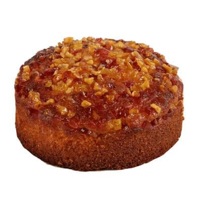 Mixed Fruit Dry Cake