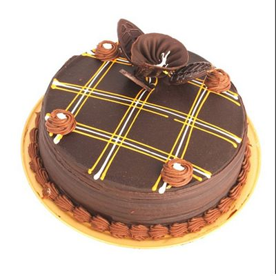 Dark Sensation Veg Premium Cake