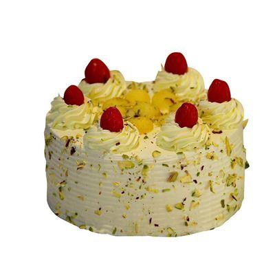 Delicious Rasmalai Cake