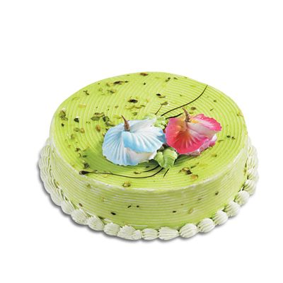 Pista Butter Cream Cake