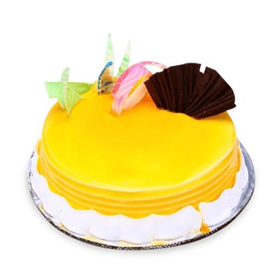 Mango Gateau Cake