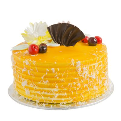 Marvolous Mango Cake