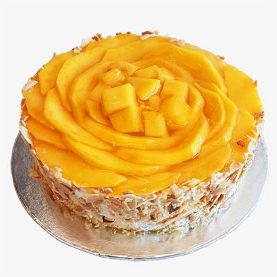 Regular Fresh Mango Cake