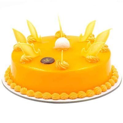 Regular Mango Cake