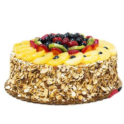 Eggless Delicious Fruit Cake