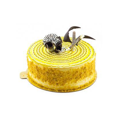 Supreme Butterscotch Cake