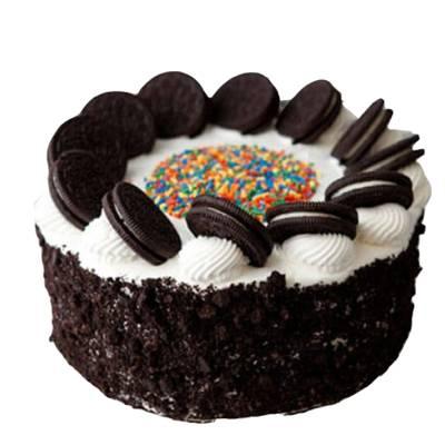 Exotic Oreo Cake