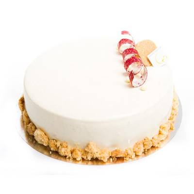 Special Vanilla Round Cake