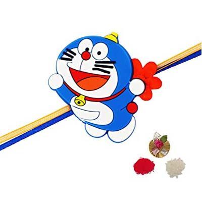 Doraemon Rakhi for Kids