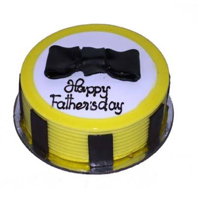 Appetizing Fathers Day Pineapple Cake