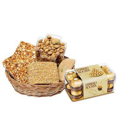 Special Lohri Sweets with Ferrero