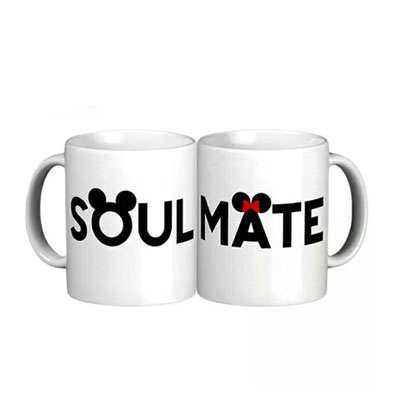 Soulmate Couple Mugs