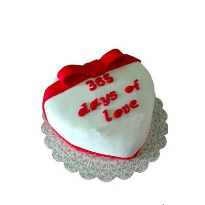 365 Days Of Love Cake