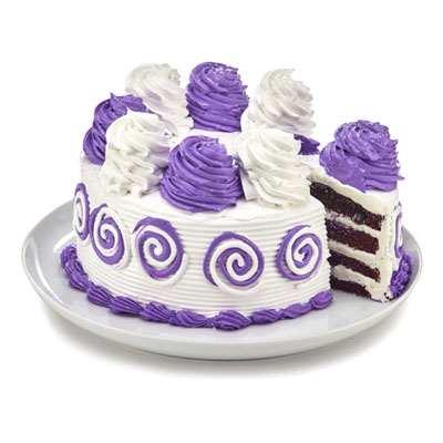 Chocolate with Vanilla Cake