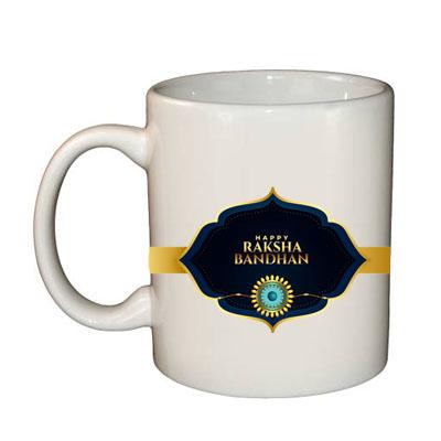 Raksha Bandhan Mug for Bhai
