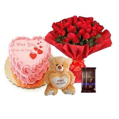 Happy Birthday Sweetheart Gift Hamper