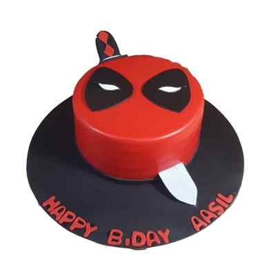 Ninja Photo Cake