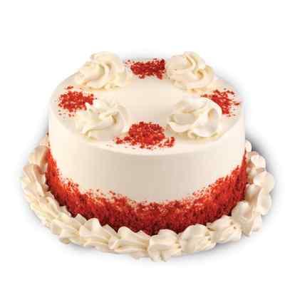 Flavourful Red Velvet Cake