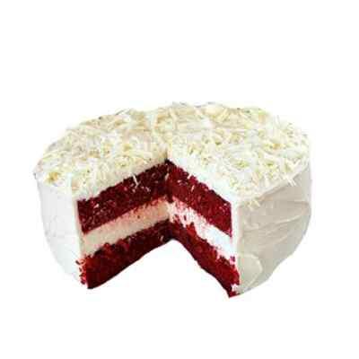 Lush Red Velvet Cake