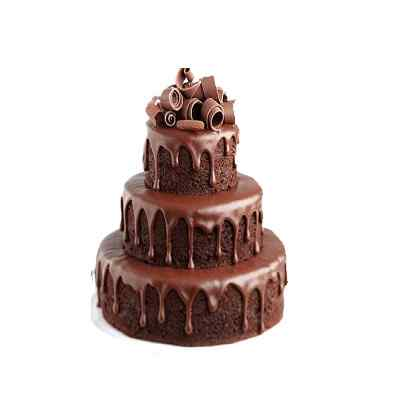 Chocolate Triple Layer Cake