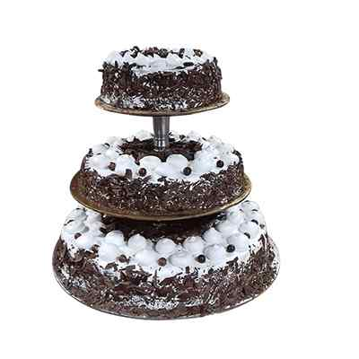 Black Forest Triple Layer Cake
